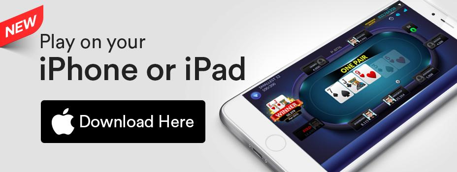 Poker777 iOS apk