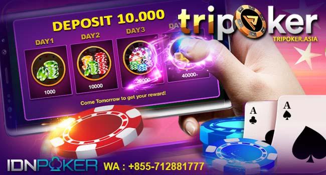 Situs Poker IDN Play
