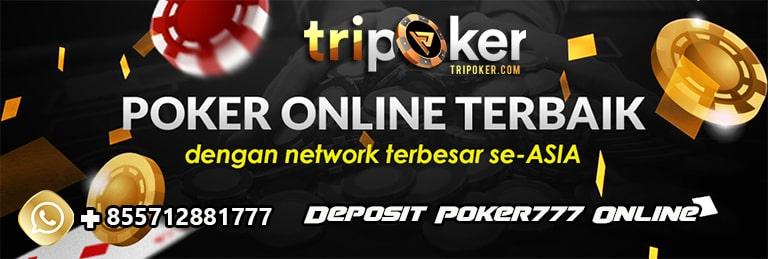 deposit poker777 online