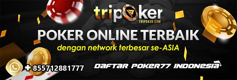 daftar poker77 indonesia