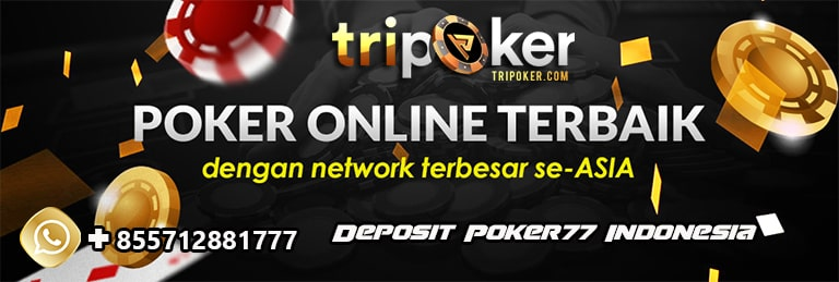 deposit poker77 indonesia
