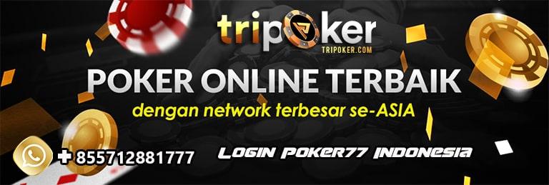 login poker77 indonesia